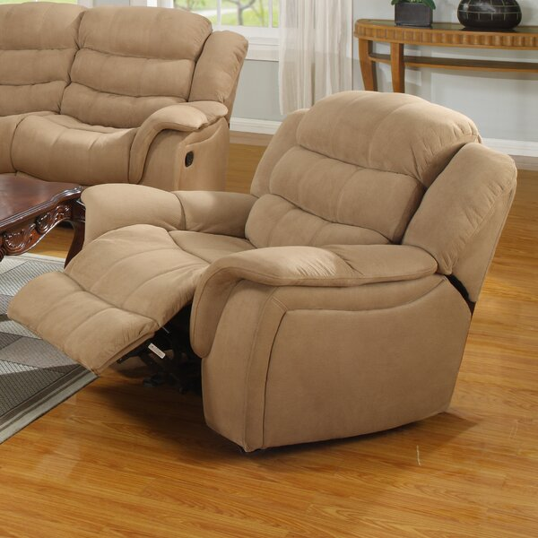 New Orleans Rocker Recliner by Flair