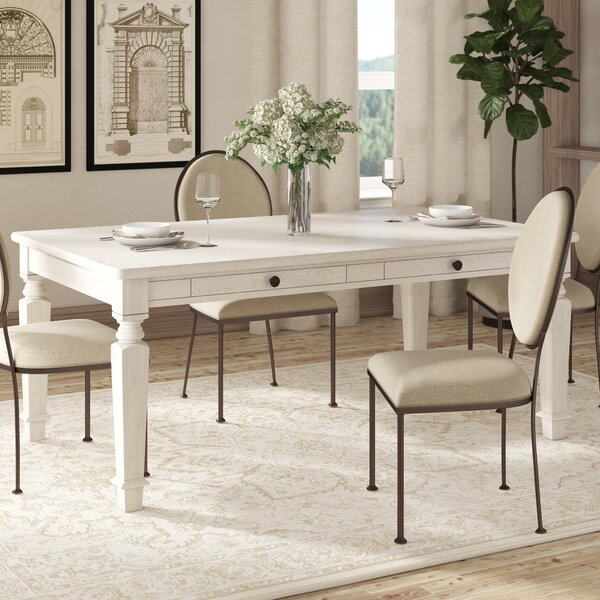 Tomas Dining Table by Ophelia & Co.
