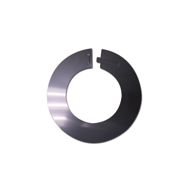 Cosmetic Ring for PVC Venting by Noritz