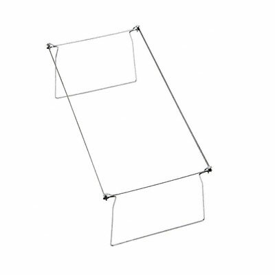 Steel Hanging Folder Frame, Letter Size, 2/Box by Smead Manufacturing Company