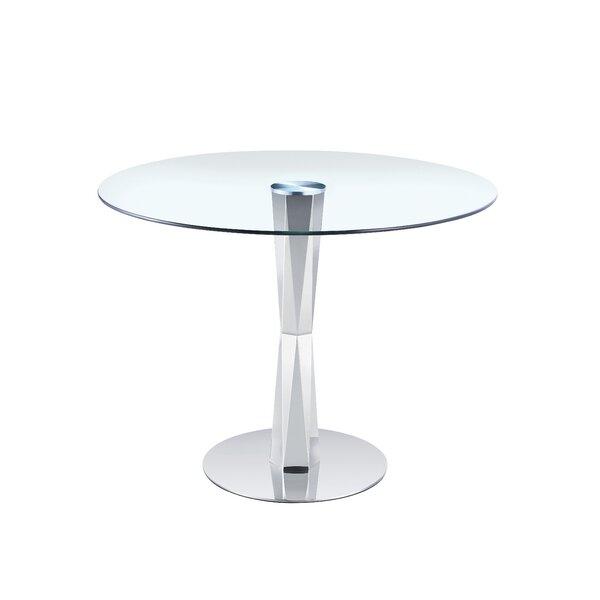 Jambi Donner Dining Table by Mercer41 Mercer41