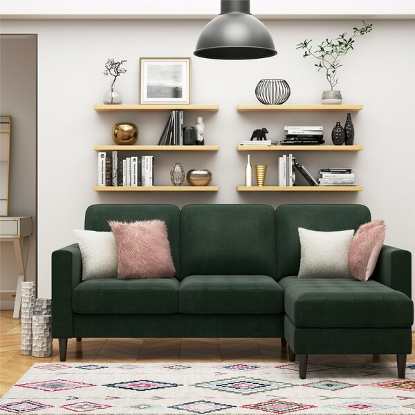 Strummer Reversible Sectional by CosmoLiving by Cosmopolitan