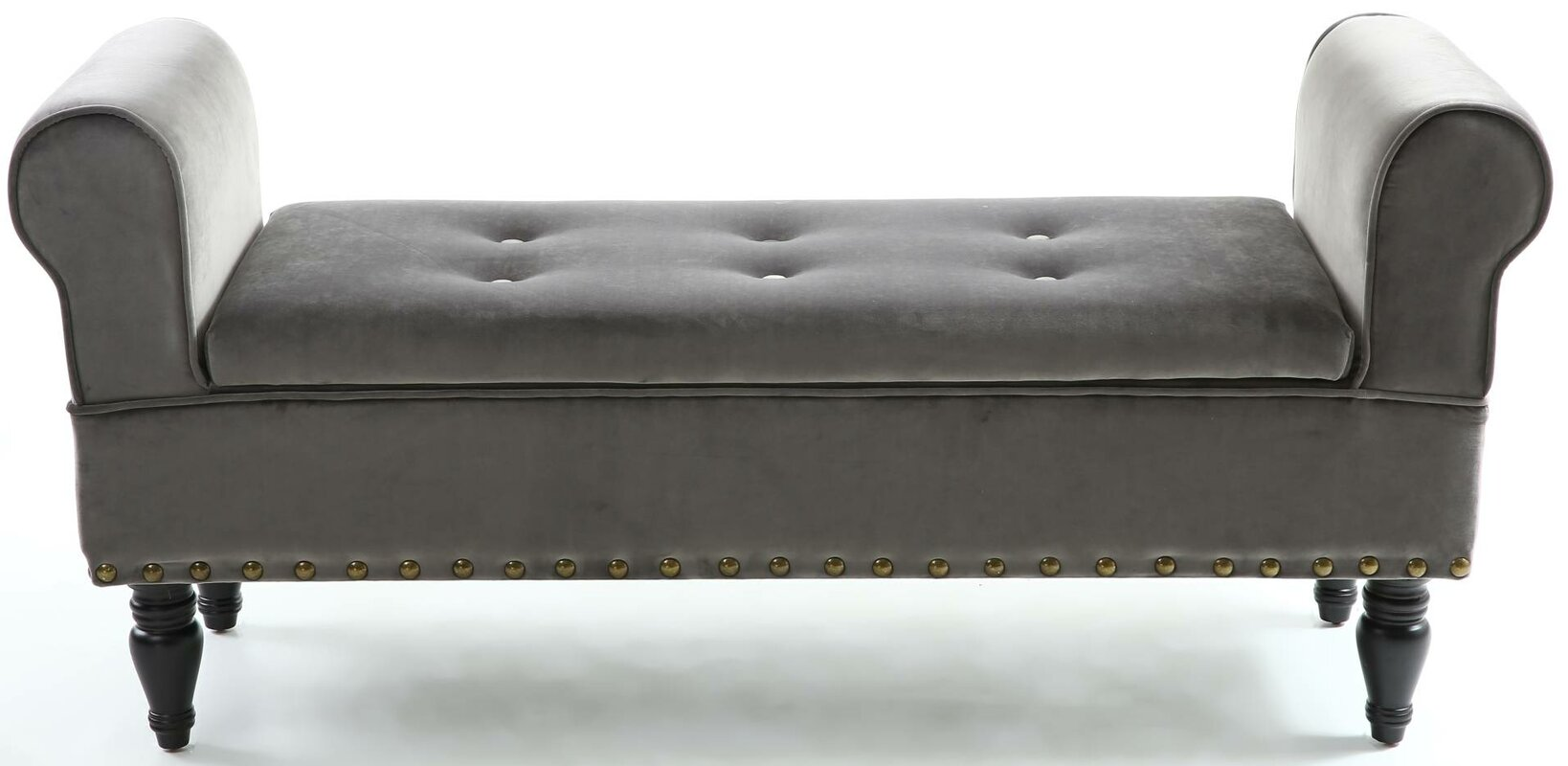 basildon upholstered storage bedroom bench