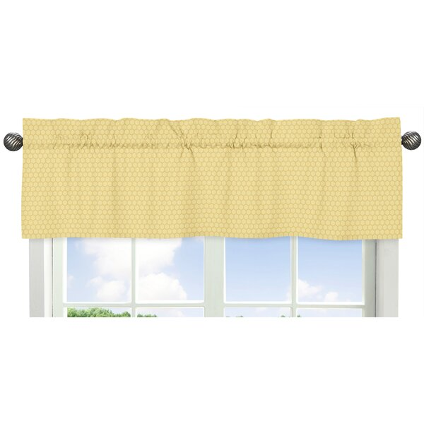 Honey Bee 54 Curtain Valance by Sweet Jojo Designs