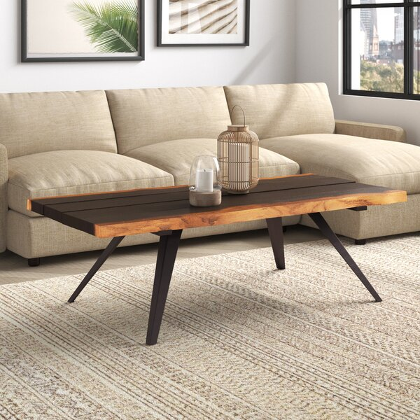 Ginsburg Coffee Table By Brayden Studio