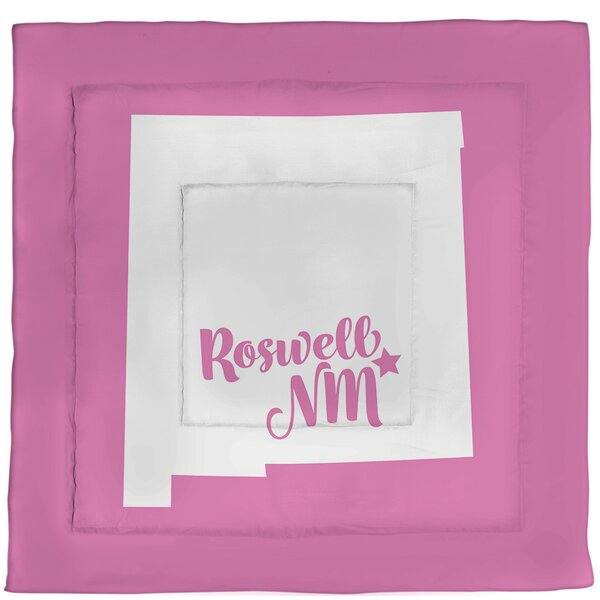 New Mexico Roswell Single Reversible Comforter