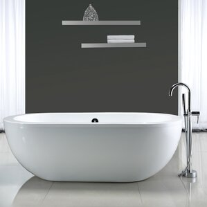 Freestanding Tubs You\'ll Love | Wayfair