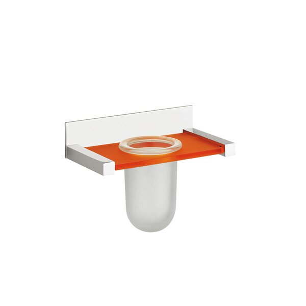 Quadra Wall Mount Tumbler Holder by WS Bath Collections