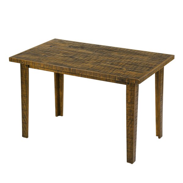 Esquina Dining Table by Millwood Pines