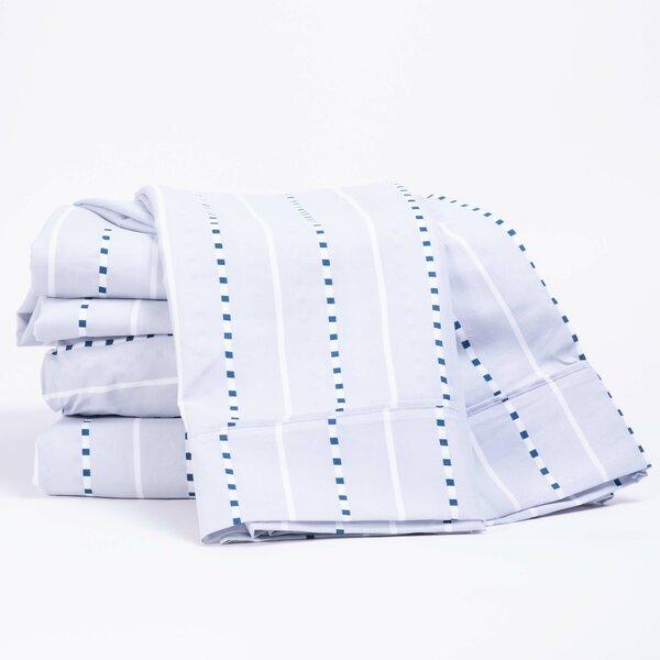 Sperry Stripe 4 Piece Sheet Set by IZOD