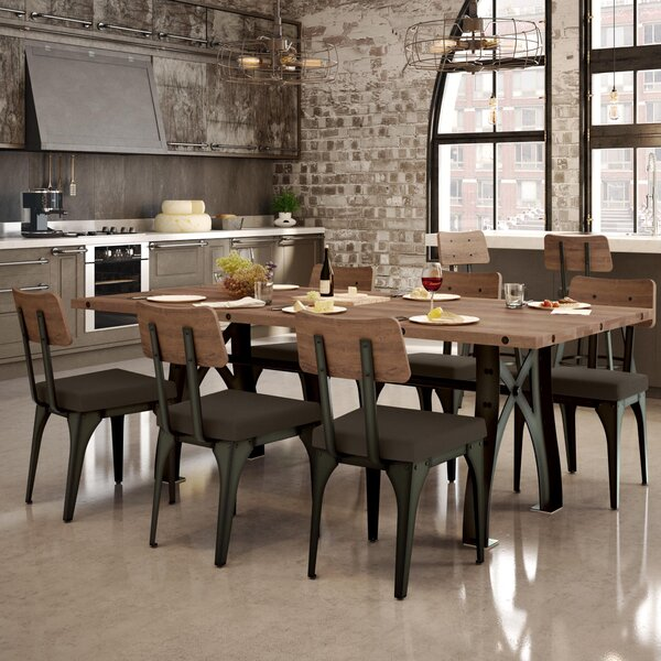 Modern  Everly 7 Piece Dining Set By 17 Stories Top Reviews