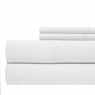 Shop 600 Thread Count 100% Cotton Sateen 4-piece Sheet Set ByAspire Linens