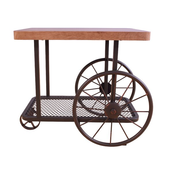 Lynmouth End Table by Williston Forge