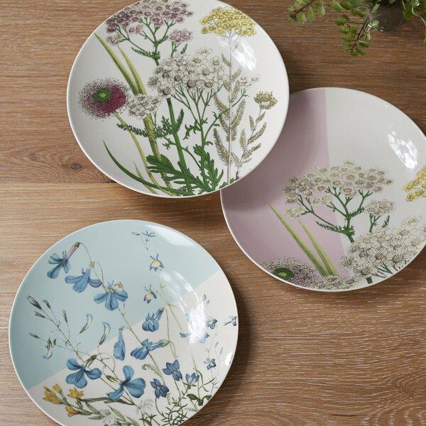 Wildflower Fields 8 Salad or Dessert Plate by Birch Lane™