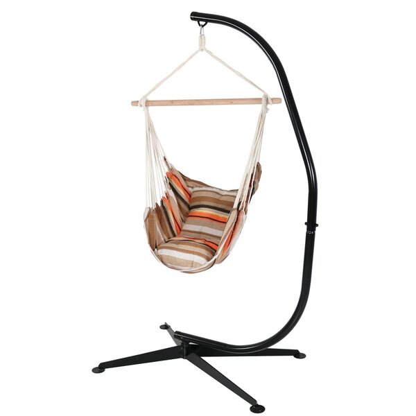 Sisco Chair Hammock with Stand by Bay Isle Home Bay Isle Home