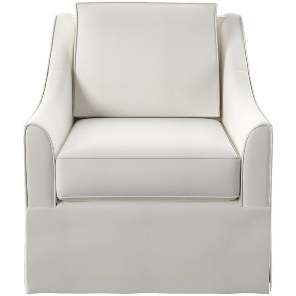 Bella Swivel Chair by Wayfair Custom Upholstery™