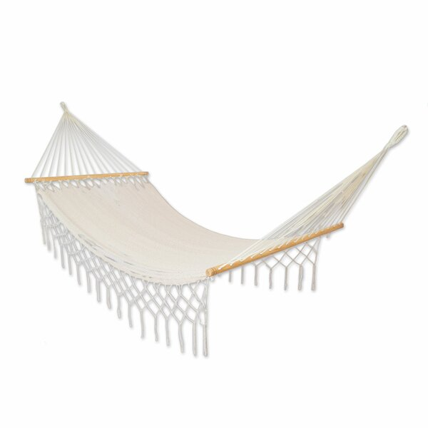 Bledsoe Natural Rest Camping Hammock by Bungalow Rose Bungalow Rose