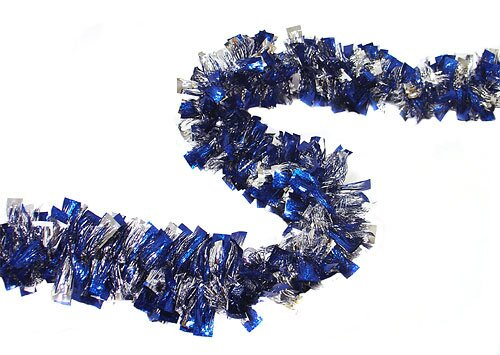 Holographic Boa Christmas Tinsel Garland by Northlight Seasonal