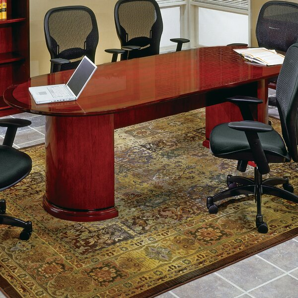 Mendocino Oval Conference Table by OSP Furniture