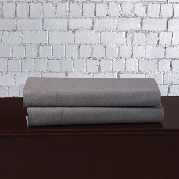 Linen Blend Pillowcase (Set of 2) by Fresh Ideas