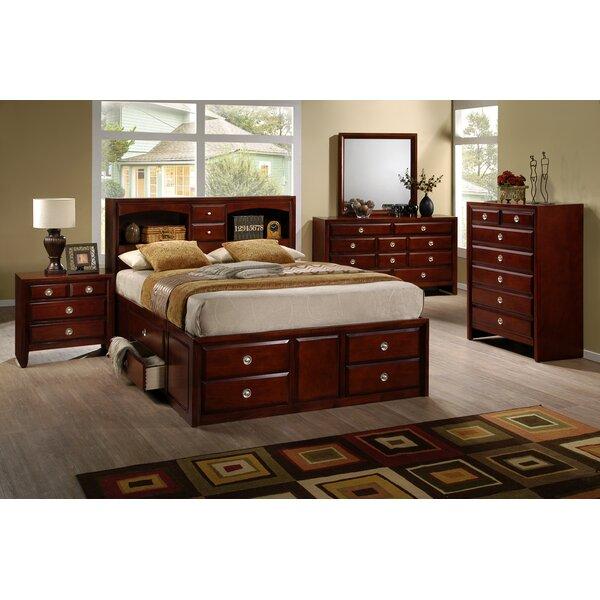 Lenita Storage Standard Bed by Charlton Home