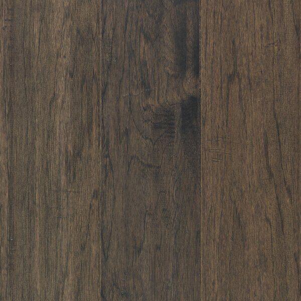 Westland 5 Engineered Hickory Hardwood Flooring in Graystone by Mohawk Flooring