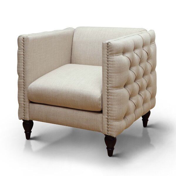 Soderville Armchair by Alcott Hill