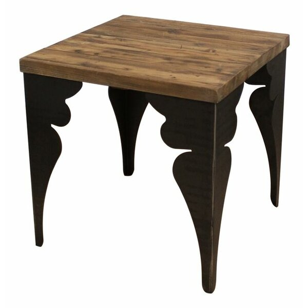 End Table by White x White