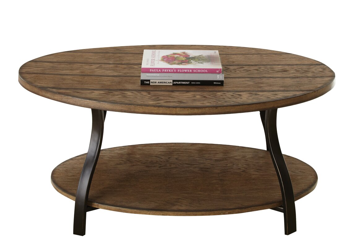 Oval Coffee Tables You ll Love