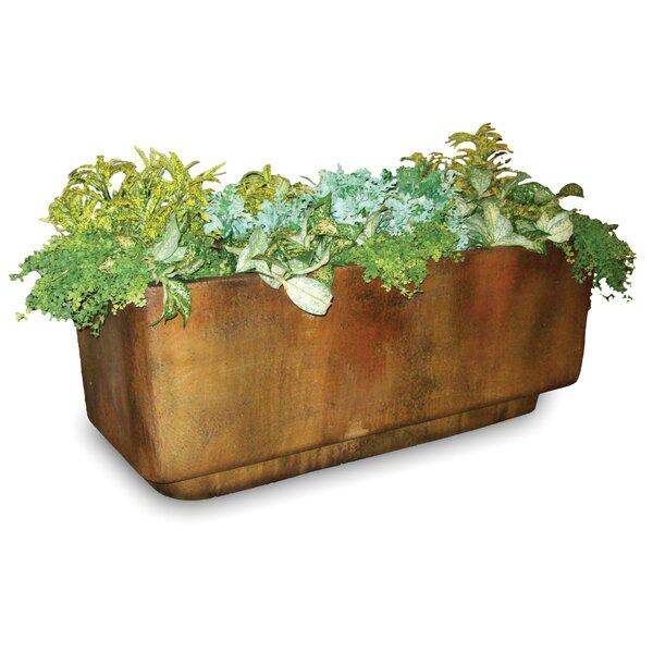 Fiberstone Planter Box by OrlandiStatuary