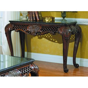 251 Series Console Table by Woodhaven Hill
