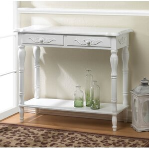 Carved Hallway Table by Zingz & Thingz