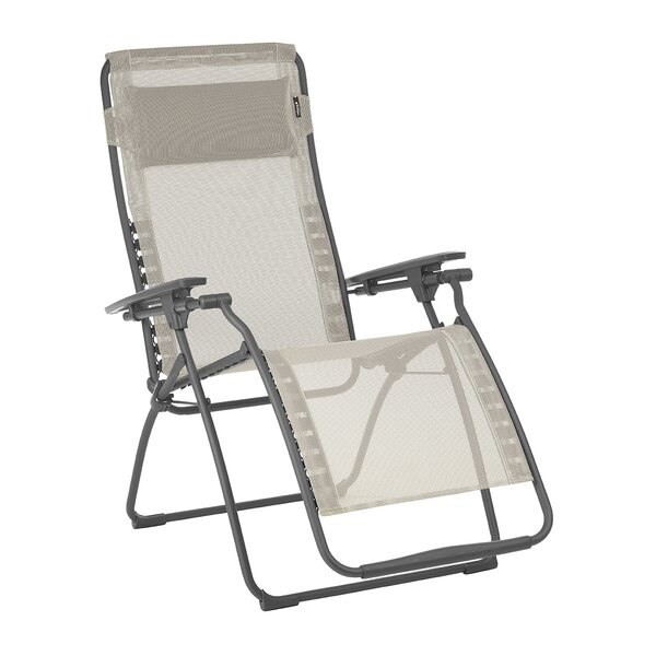 Futura Clipper Reclining Zero Gravity Chair by Lafuma Lafuma