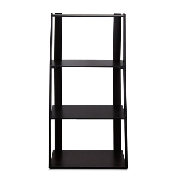 Marlene Tall Ladder Bookcase by Ebern Designs