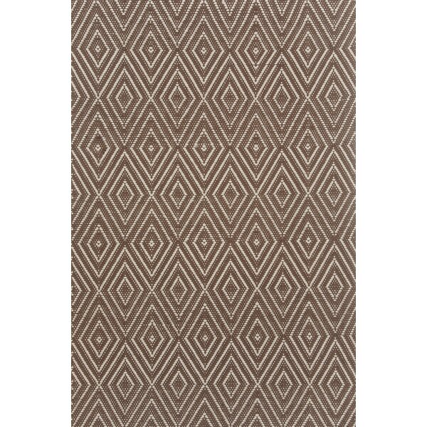 Handwoven Brown Indoor/Outdoor Area Rug by Dash and Albert Rugs