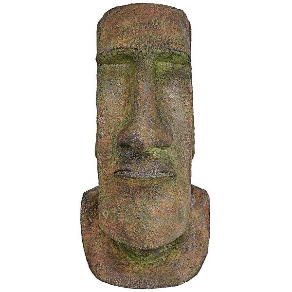 Design Toscano Easter Island Ahu Akivi Moai Monolith Statue | Wayfair