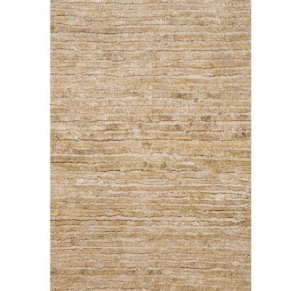 Cassandre Taupe/Ivory Area Rug by August Grove