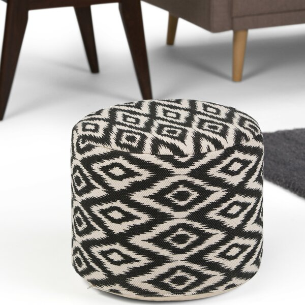 Kinney Pouf by Simpli Home