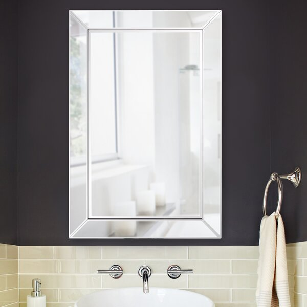 Husby Bathroom/Vanity Mirror by Mercer41