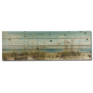 'Sand Dunes Small' Photographic Print on Wood by Gallery 57
