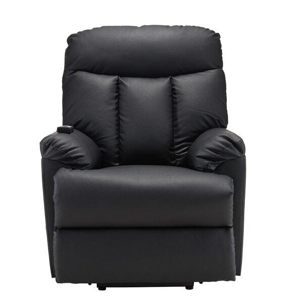 Kahla Genuine Leather Power Recliner W003238691
