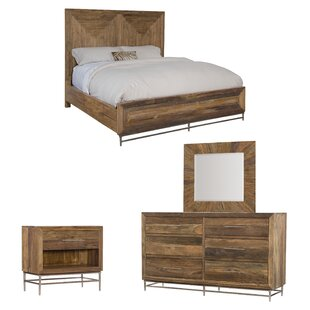 L'Usine Panel Configurable Bedroom Set By Hooker Furniture