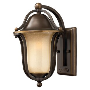 Read Reviews Bolla LED Outdoor Wall Lantern By Hinkley Lighting