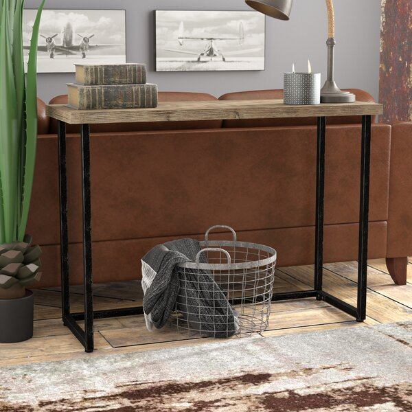 Review Harva Parquet Console Table