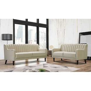Holtzclaw Configurable Living Room Set by Everly Quinn