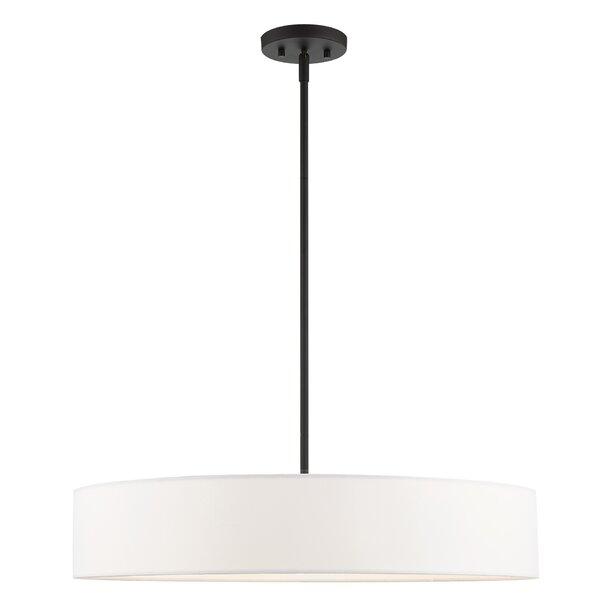 Corea 5 - Light Drum Chandelier by Ebern Designs Ebern Designs