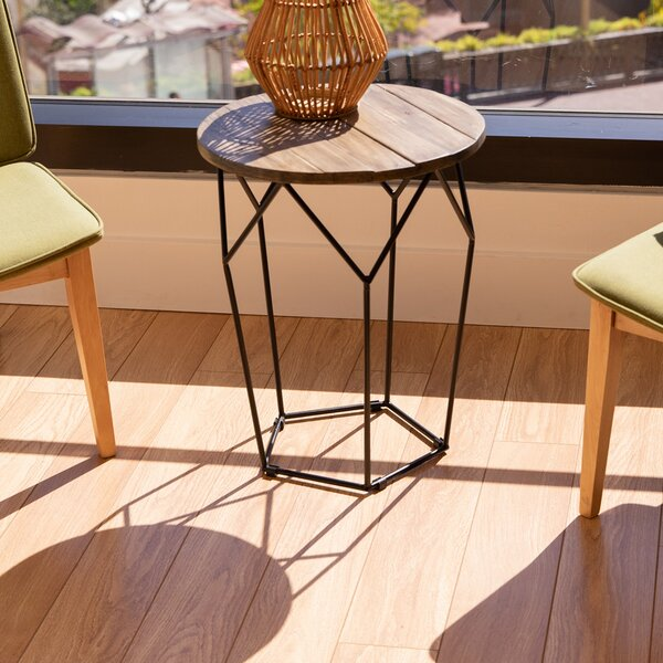 Tonia End Table by Bungalow Rose