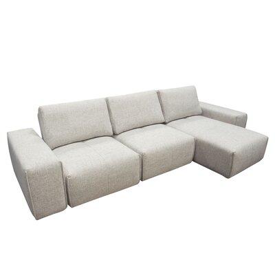 Diamond Sofa Jazz  Reversible Modular Sectional