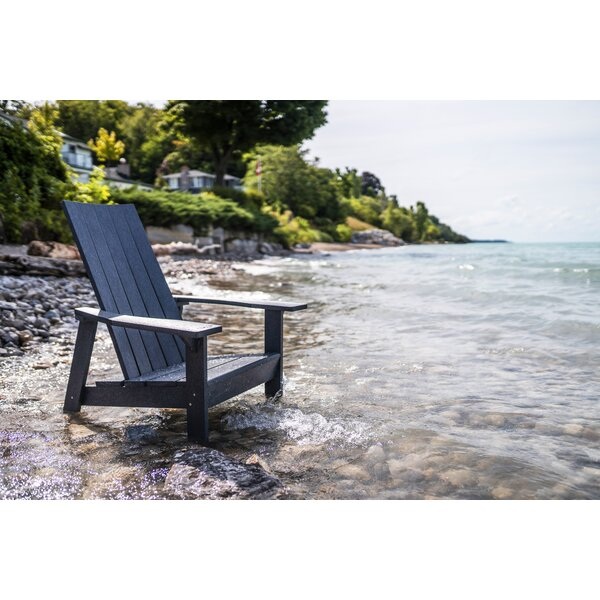 Loranger Flatback Plastic Adirondack Chair by Rosecliff Heights Rosecliff Heights