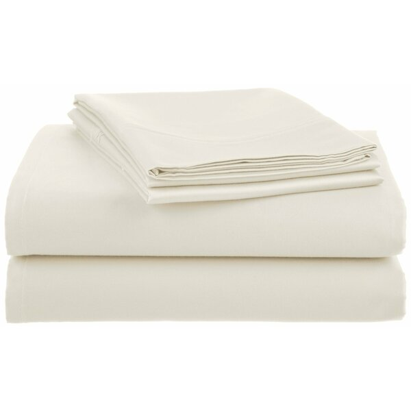 Lyke  500 Thread Count Sheet Set by Three Posts